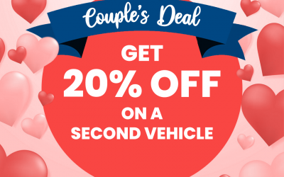 Couples Deal at Saul's Autotek, Bring in a 2nd Car & Get 20% Off on Auto Service