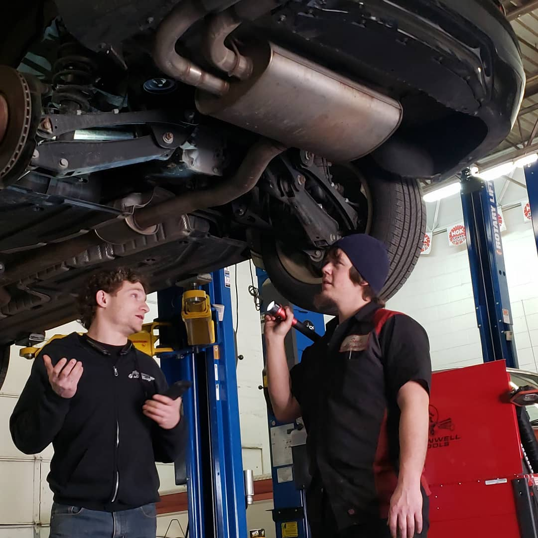 ASE Certified auto service