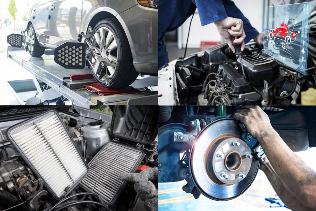 Auto service 4 Couples Deal at Saul's Autotek, Bring in a 2nd Car & Get 20% Off on Auto Service